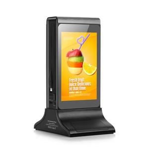 Flashing LCD Display Electronic Menu Restaurant Power Bank to advertise Your Own Brand