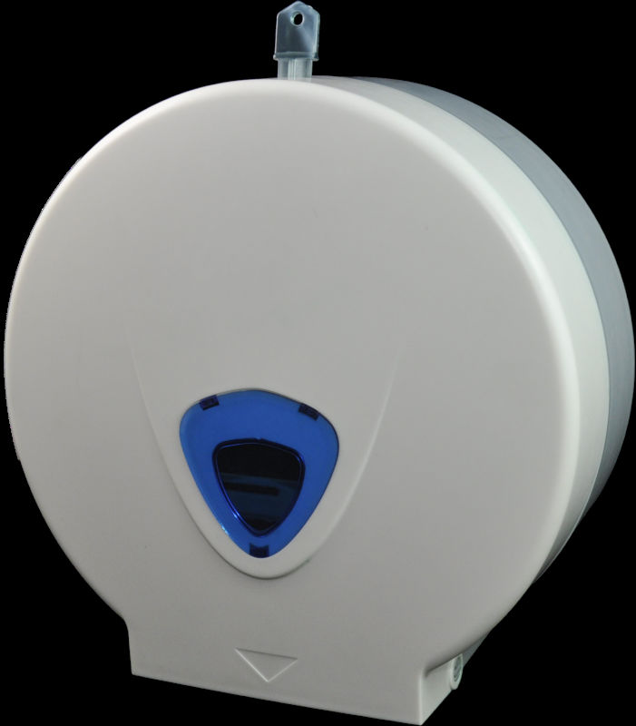 Plastic Box With Lock And Key Toilet Paper Holder Jumbo