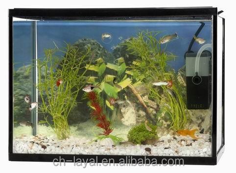 Freshwater Rectangle Glass Fish Aquarium Wholesale
