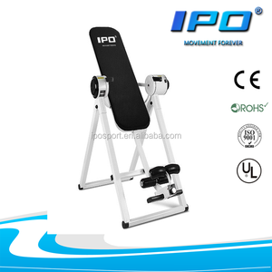 2016 new bodybuilding products gym electric inversion table