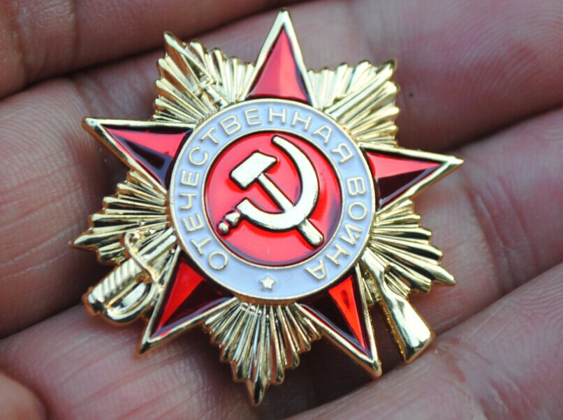 Custom Design Medals Display Case And Soviet Pin Badge - Buy Medals