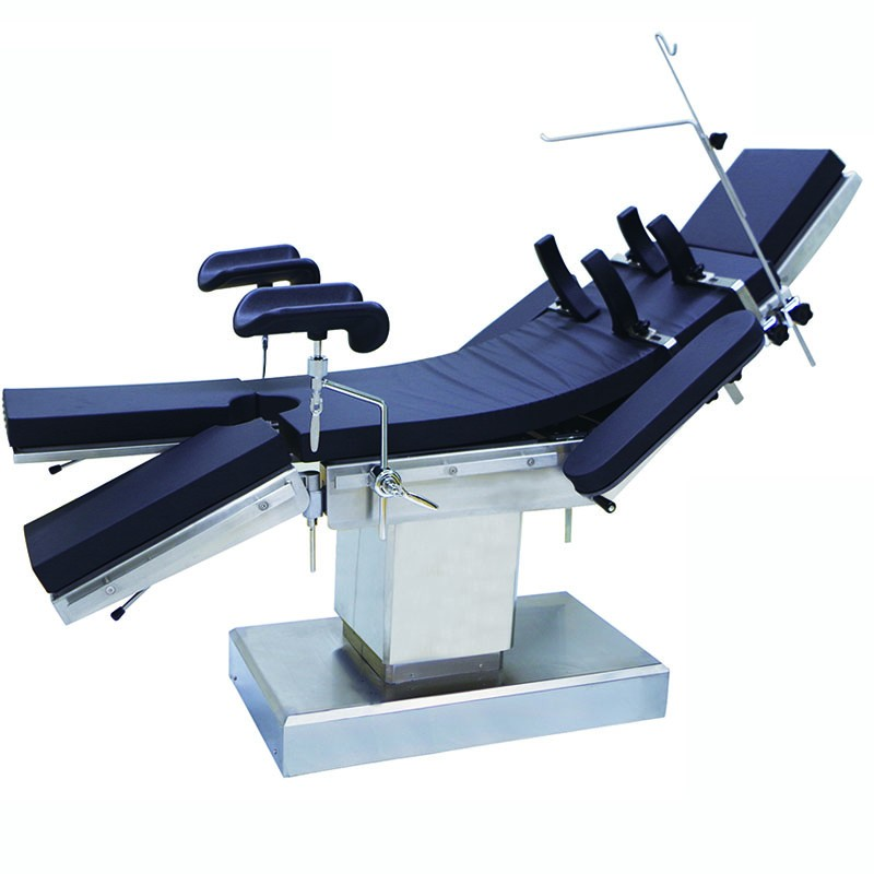 KDT-Y09B hospital Stainless Steel and Orthopedic Surgical Instruments operating table
