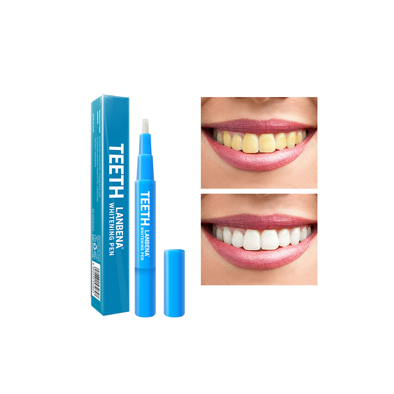 LANBENA heldere glimlach tanden whitening pen tooth gel whitener