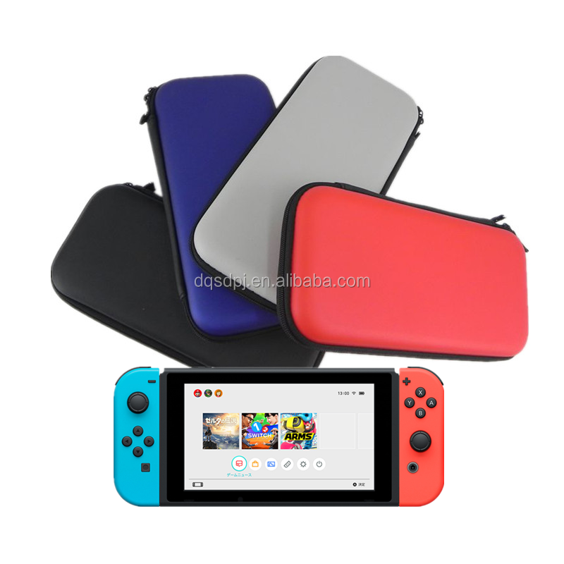 2017 Newest EVA Switch consoles Bag for nintendo switch accessories Protective Case