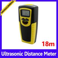 Digital New 18m laser range finder point ultrasonic sensor distance meter
