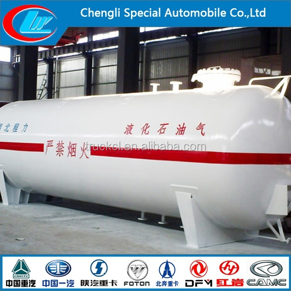 new 5tons lpg storage tanks for liquified gas 5m3 lpg storage tanks with low price