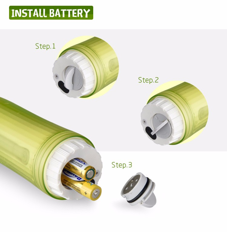 Portable Plastic Electric Handy Care Bidet