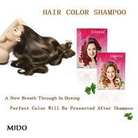 Best quality lowest price hair dye shampoo india