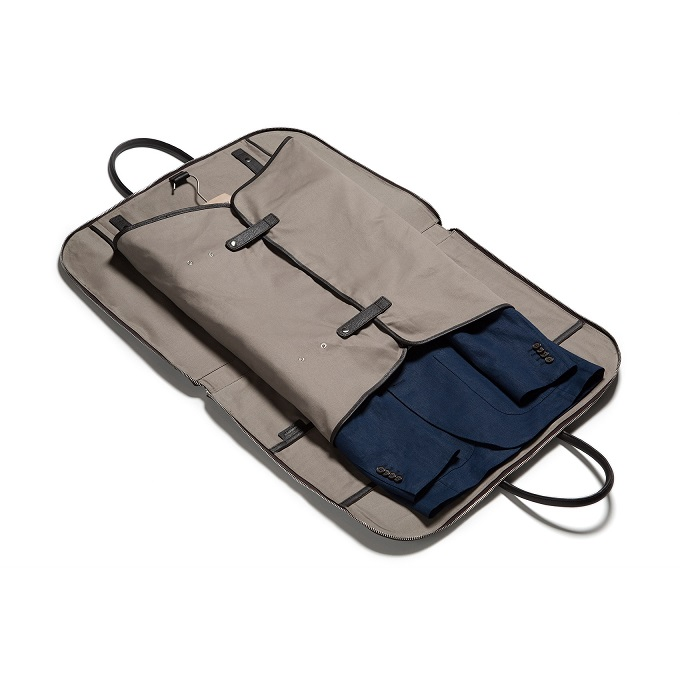 Luxury men travel suit garment bag