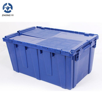 2018 US Popular Plastic Moving Crate Sale