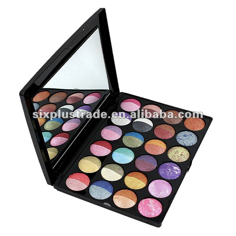 Pro 24 Bake Color Mineralize Wet/Dry EyeShadow Makeup Palette