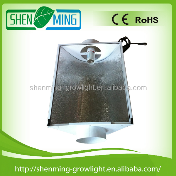 Small Greenhouse Kits 600w Embossed Aluminum Lamp Shade