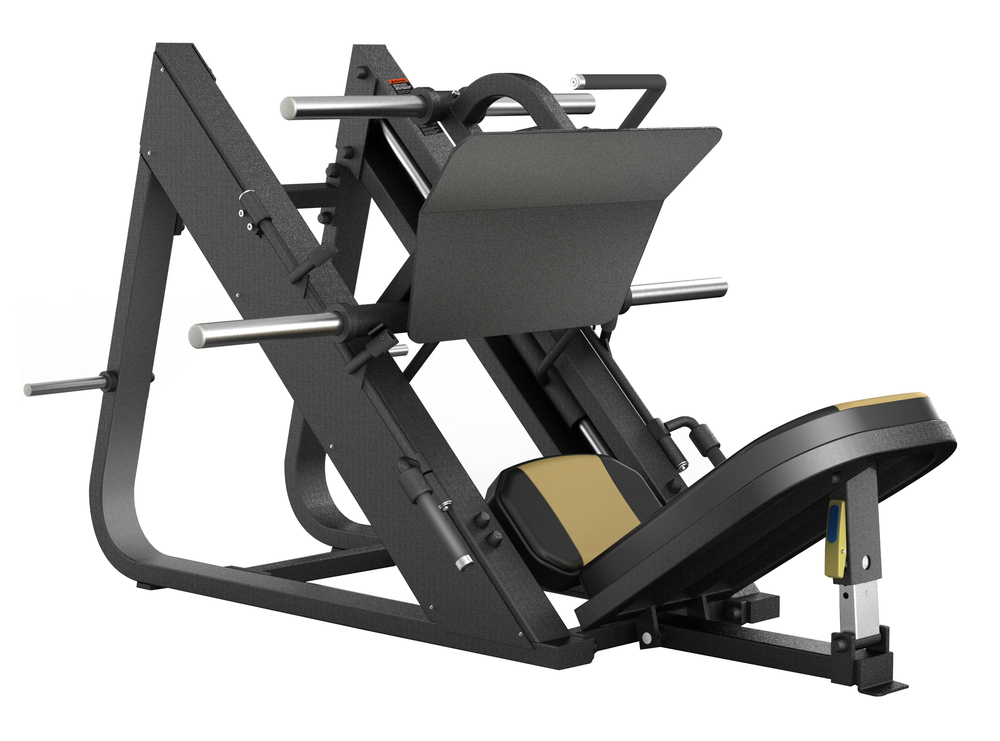 Dhz Brand-leg Press Hammer Strength Free Weight Pro Gym