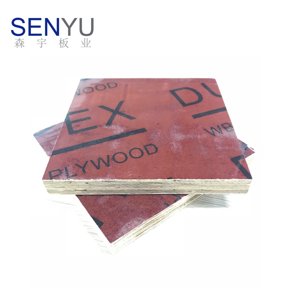 High Quality Thick synthetic bamboo plywood models