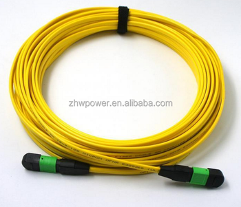 Gr 326 Roval Mpo Mpt Fiber Optic Patch Cord Multimode Cable