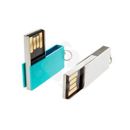 Waterproof USB 4GB Dustproof Micro Twist USB Stick Solid Stylish Casing