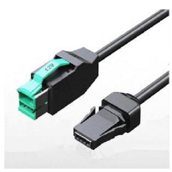 5v 12v 24v Power Usb And 3 Pin Din Hosiden Printer Cable - Buy Din Cable To  Usb,Mini Din Usb Cable,Usb Powered Cable Product on Alibaba com