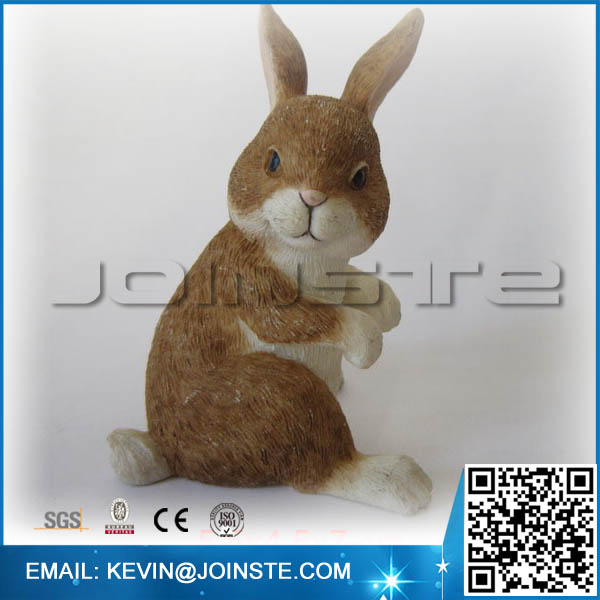 Resin Rabbit, Rabbit figurine, Rabbit figure