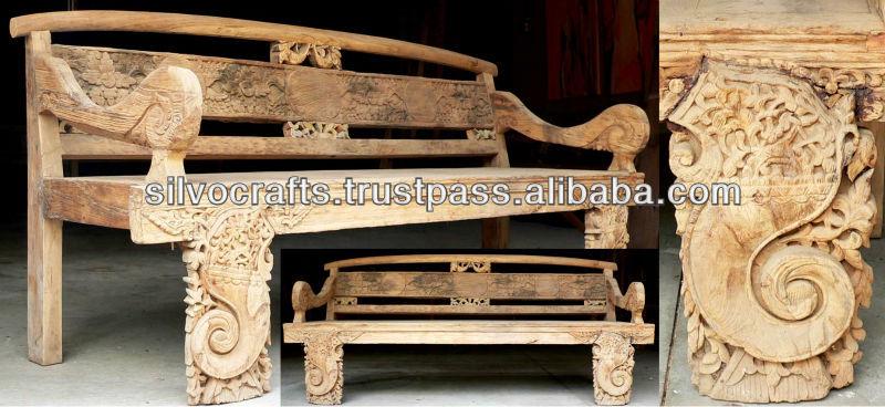 Royal Antique Indian Carved Teak Wooden Furniture From Jodhpur,Rajasthan  (hand Carved Teak Wood Furniture) - Buy Carved Sofa Set,Carved Sofa ...