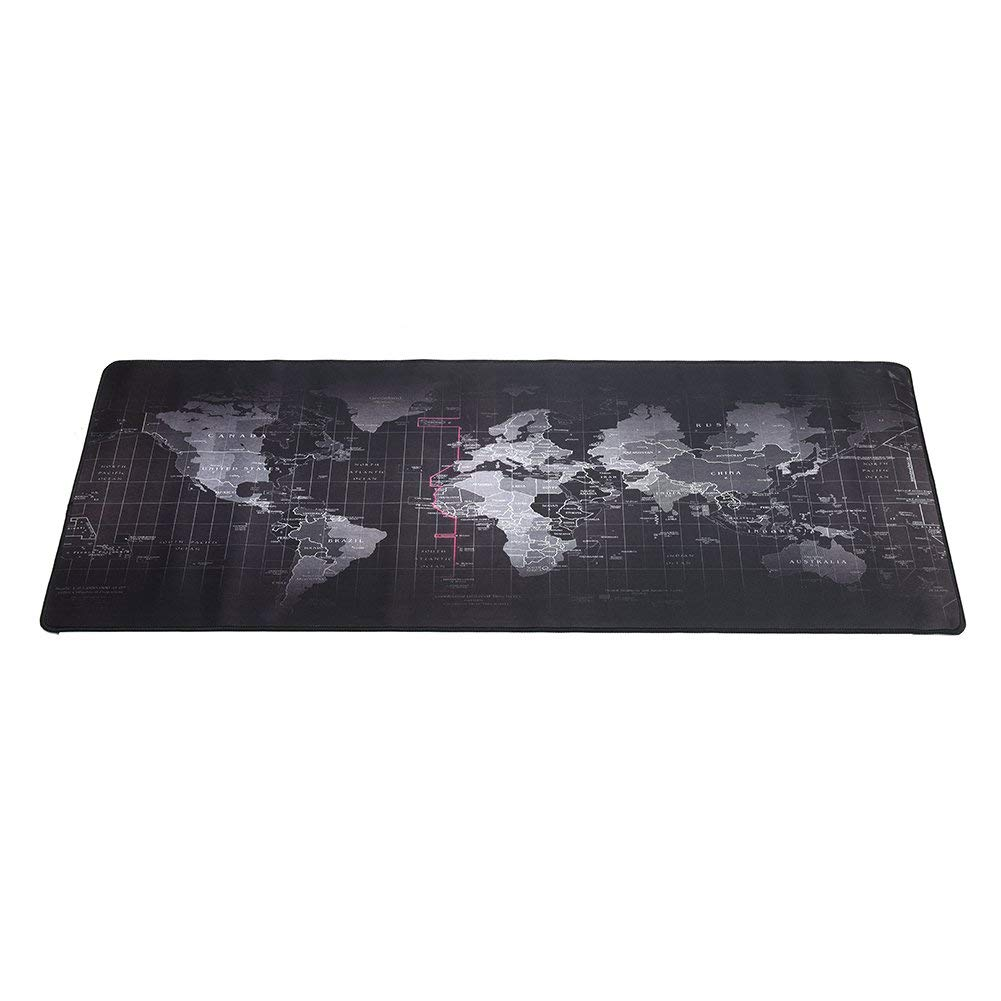 Stary Sky 800x300x2mm Optimized Accuracy and Control for All Comouter Mouse /& Keyboard Extended Stitched Edges Mouse Pad with Rubber Base Large Gaming Mouse Pad