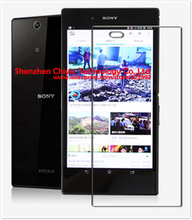 4 x Matte Anti-glare Anti glare Screen Protector Film Guard Cover For Sony Xperia Z Ultra LTE XL39h C6802 C6806 C6833