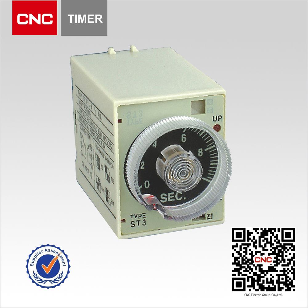 St3p Multi Range Timer Power Relay 12v 24v 220v Buy Electromagnetic Computer 220vtime Relaytime Delay Product On