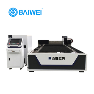 High performance gear rack 4kw laser cutter for cutting metal sheet and tube