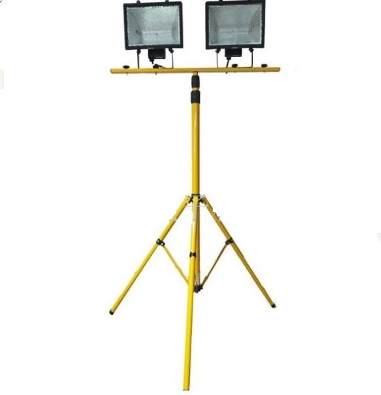 3m Portable Outdoor Event Working Telescopic Lighting Mast Tower 2000w