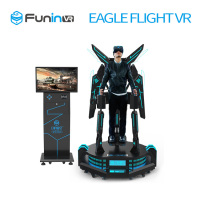 hot sales Eagle Flight VR amusement rides virtual reality simulator