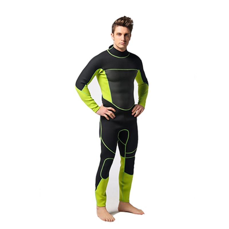 3-5mm triathlon wetsuit with Yamamoto neoprene