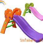 colorful sun flower baby plastic slide indoor play slide home use small slides