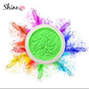 Hot Sale Powder Glow in the Dark Neon Fluorescent Green Glow Powder Pigment Face Cosmetic Luminous Powder Paint