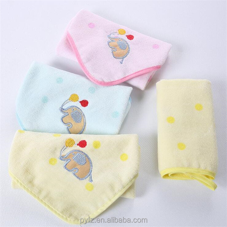 customized embroidered handkerchief Wholesale for children