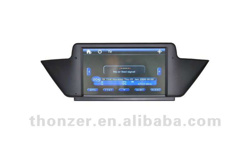 8 inch Special CAR GPS DVD player For X1 E84(2009-2013)