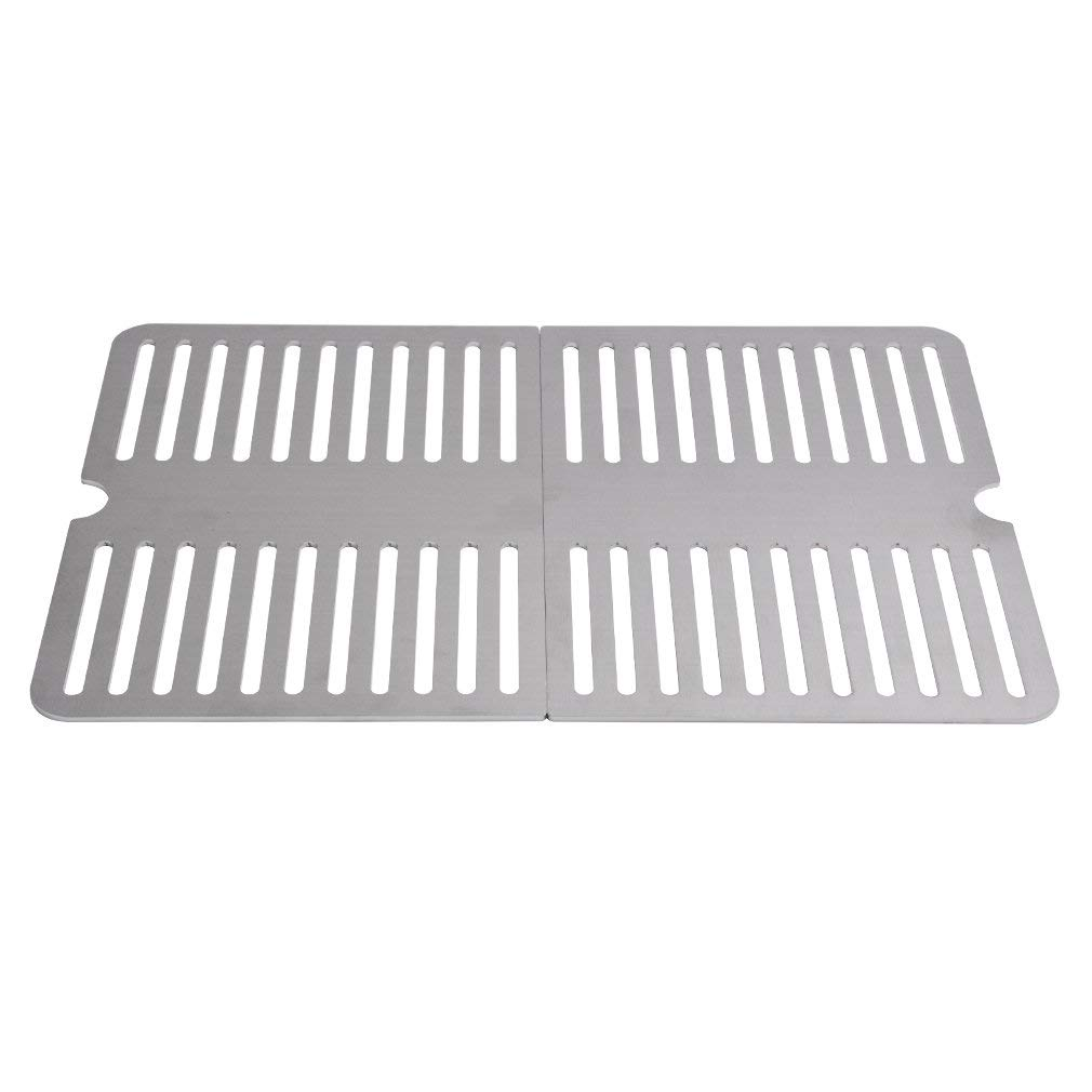 Stanbroil Cast Stainless Steel Replacement Cooking Grate for Char-Broil 29102780, Fits Char-Broil Grill2Go X200 Portable TRU-Infrared Liquid Propane Gas Grill