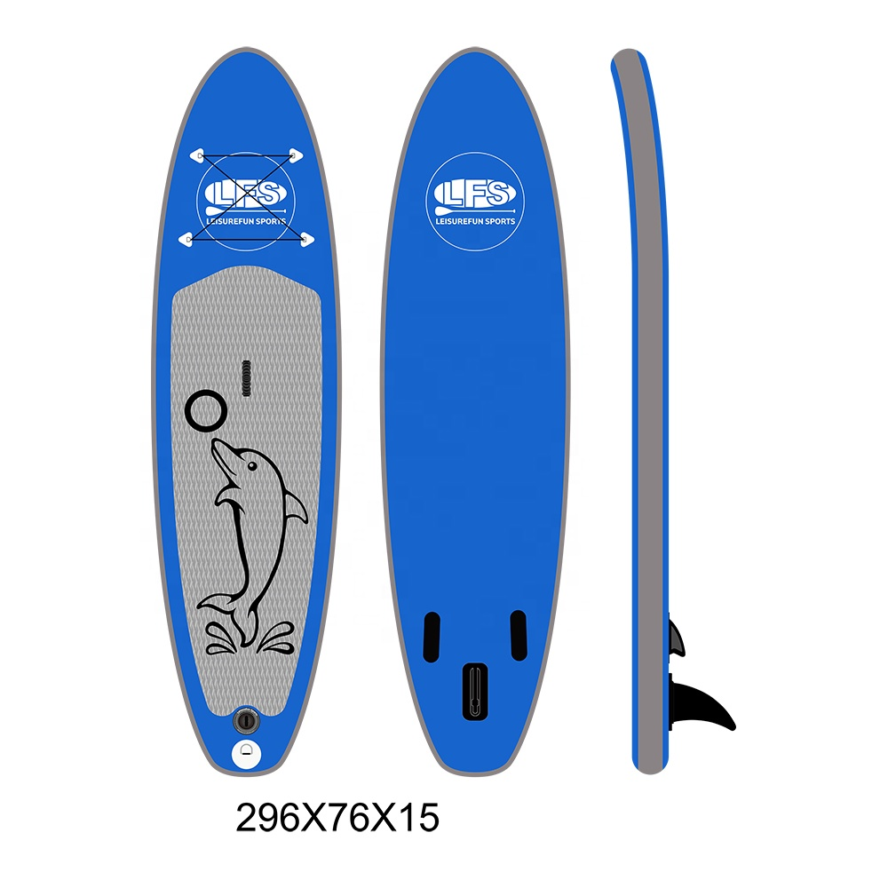 hot sale high-quality inflatable 10person big sup paddle board made in China