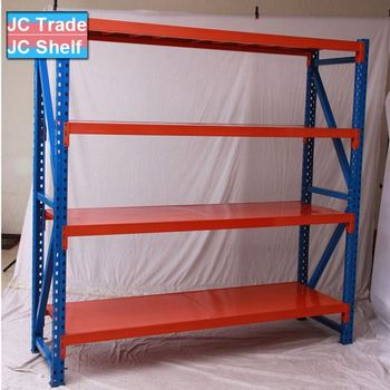 Butterfly Hole Light Duty Warehouse Storage Racks with High Quality