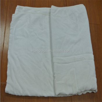 Used White Terry Towel Rags With 100% Cotton - Buy White Towel ... 1549aae71