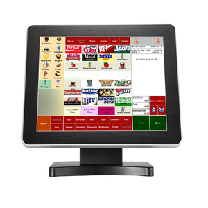 GSM pos credit card programmable pos terminal with scanner barcode