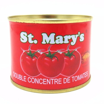 china factory New Orient Pure 28% to 30% brix Canned Food Tomato Paste Pasta 2200g tomato paste
