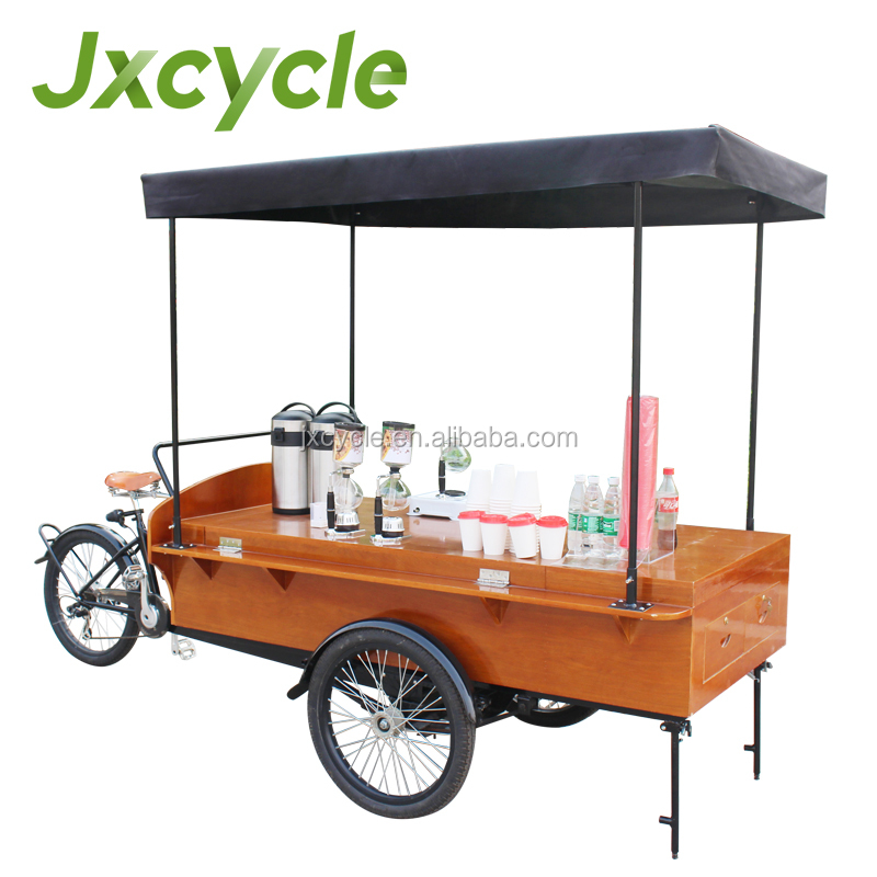 bike food cart for coffee for fast food