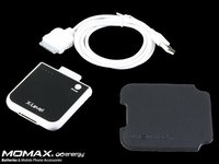 MOMAX Protable XL Battery for iPhone 3G Touch 2,Nano 4 & iPod family