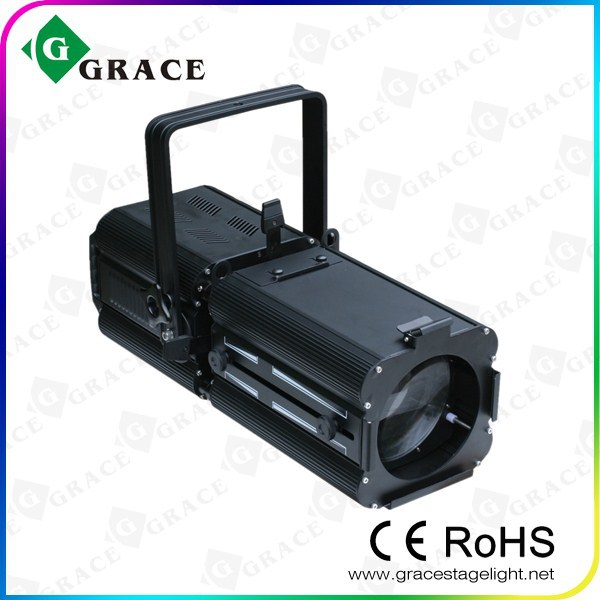 200W Zoom 17-35 degree LED Ellipsoidal spot light