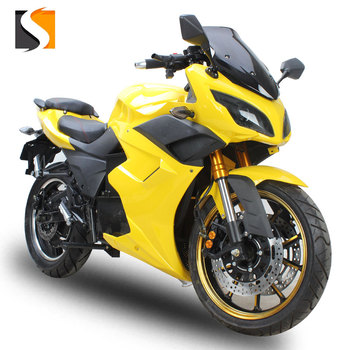 Cheap price Chinese R3 electric motorcycle with disc brakes