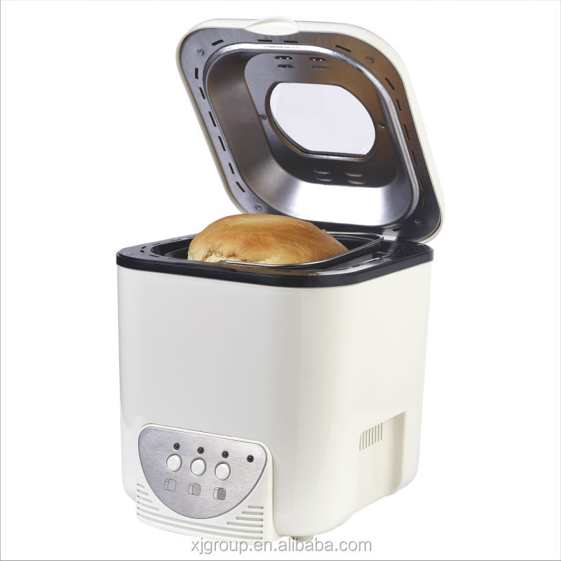XJ-5K131 bread oven with 3 programs for light/medium/dark bread and dough making & baking function of bread maker