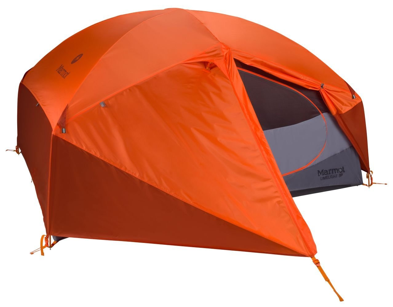 Marmot Limelight 3 Person Camping Tent w/Footprint