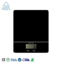 Disesuaikan Rumah Tangga 5Kg 1G Elektronik <span class=keywords><strong>Digital</strong></span> Kitchen Food Weighing Scale