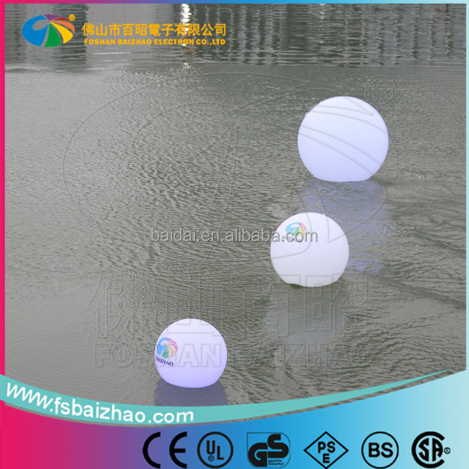 outdoor lighting uvioresistant led ball light
