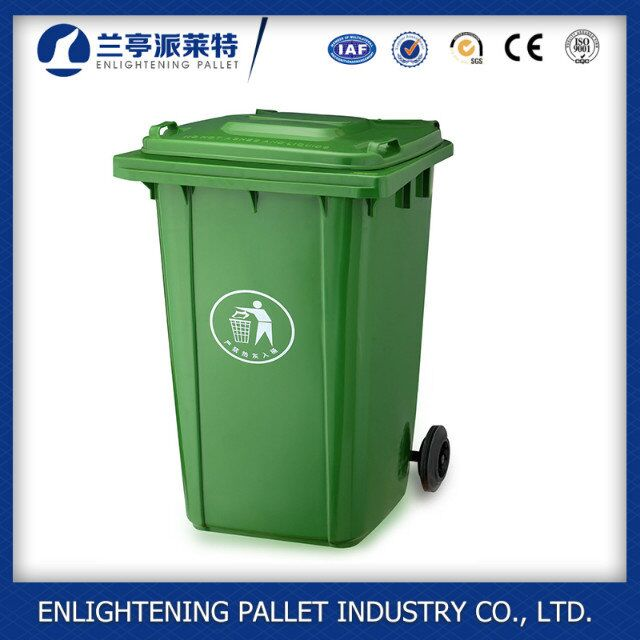 heavy duty trash cans Outdoor Trash Can Color red blue yellow green