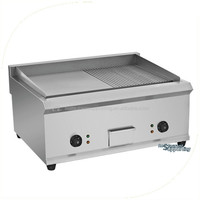 New Style Electric Griddle for Sale, Commercial Kitchen Equipment